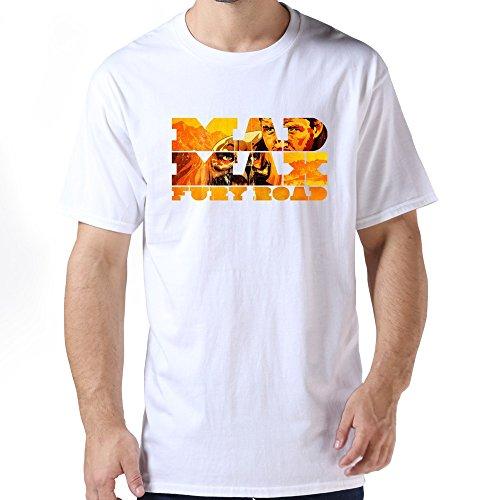 Men Mad Max Fury Road FHY T-shirts