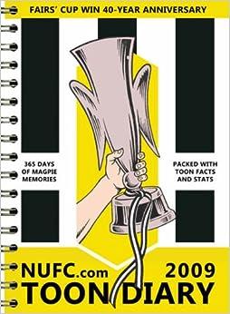 NUFC.Com Toon Diary 2009