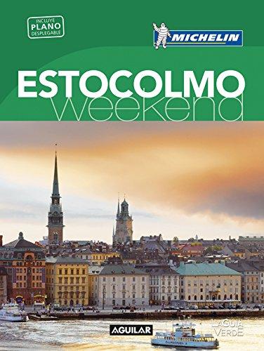 Estocolmo (La Guía verde Weekend): Amazon.es: Michelin: Libros
