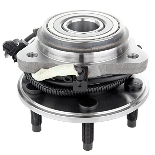 ECCPP Replacement for Front Wheel Hub Bearing Assembly for Mountainee Ford Explorer/Sport Trac 4.0L 5.0L W/ABS