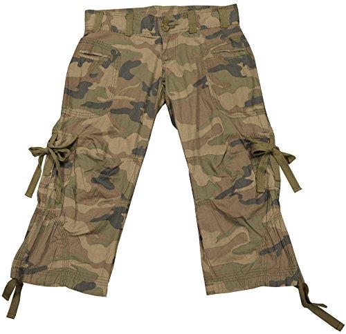 6 Pocket Capri Pants - 1