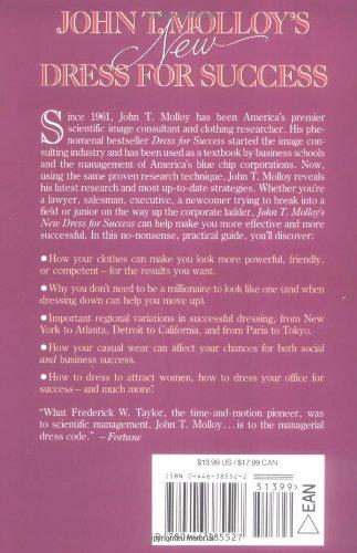 John T. Molloy\'s New Dress for Success: John T. Molloy ...