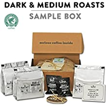 Tayst Coffee Pods | 30 ct. Sample Box | 100% Compostable Keurig K-Cup compatible | Gourmet Coffee in Earth Friendly packaging
