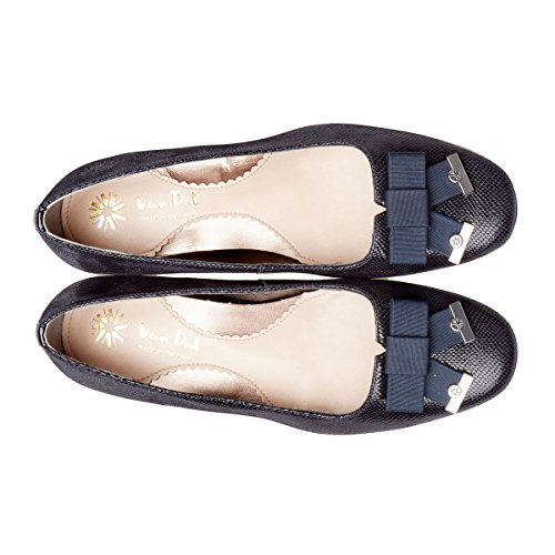 Van Dal Women's Robin Closed-Toe Heels Midnight LDcEMoS2wz