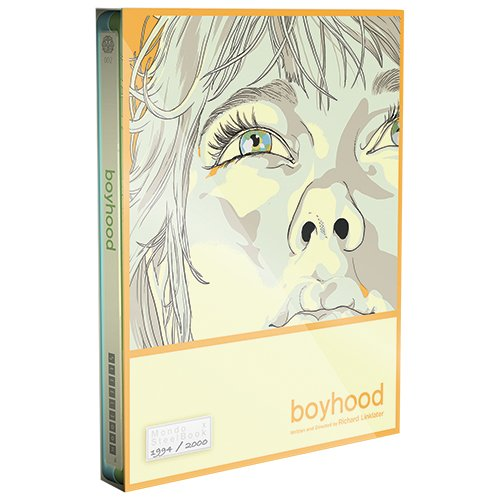 Boyhood - Mondo X Limited Variant Edtion Steelbook [Blu-ray]