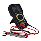 LESHP ADM08A True RMS Value Digital Multimeter Capacitance Frequency Test Really Effective Ranging Value Test (ADM08A)
