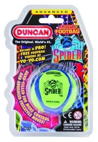 Spider Footbag 6 Panel by Duncan