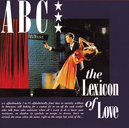 CD : ABC - Lexicon Of Love (Bonus Tracks, Remastered)