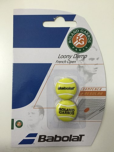 Loony Damp French Open Tennis Dampeners (French Open Tennis Racquet)