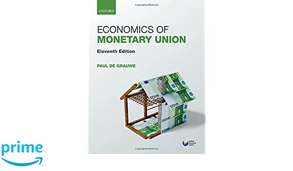 Economics of monetary union 9780198739876 economics books amazon fandeluxe Images