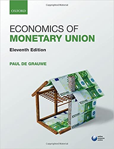 Economics of monetary union 9780198739876 economics books amazon economics of monetary union 11th edition fandeluxe Images