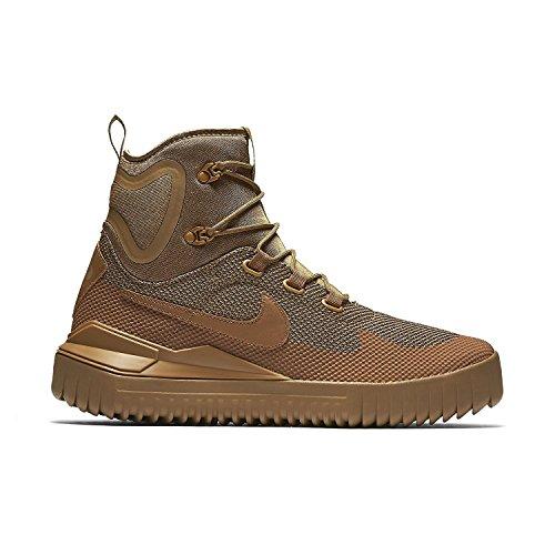 Nike Air Wild Mid Men's Shoes Golden Beige/Ale Brown 916819-200 (9 D(M) US)