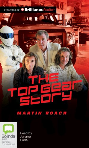 The Top Gear Story by Bolinda Audio