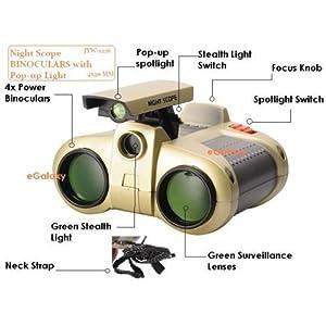 Generic Night Scope Toy Binocular...