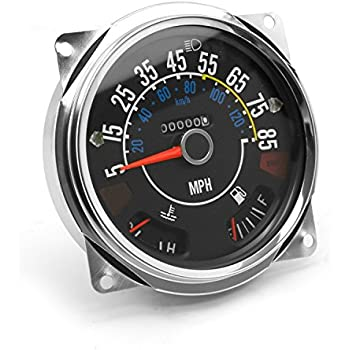 amazon com 17206 04 speedometer assembly  0 90 mph