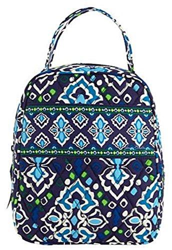 Vera Bradley Lunch Bunch Bag in Ink Blue