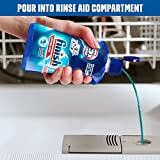Finish Jet-Dry Rinse Aid, 8.45oz, Dishwasher