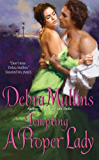 Tempting a Proper Lady (The Brides of Nevarton Chase)