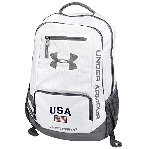 NCAA Under Armour USA Hustle Backpack American