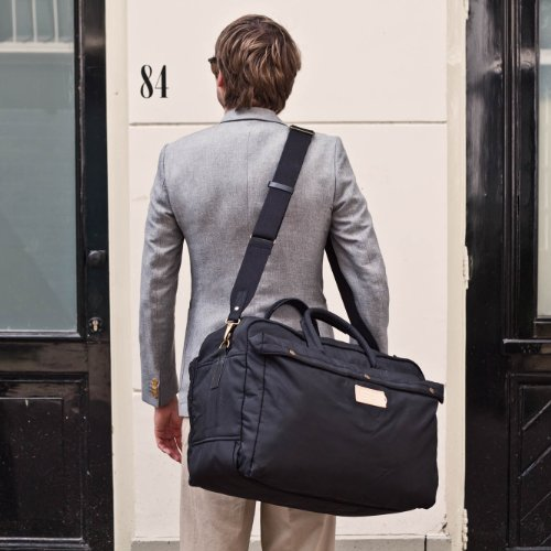 Property Of... Tommy 15 Borsa messenger per laptop grigio