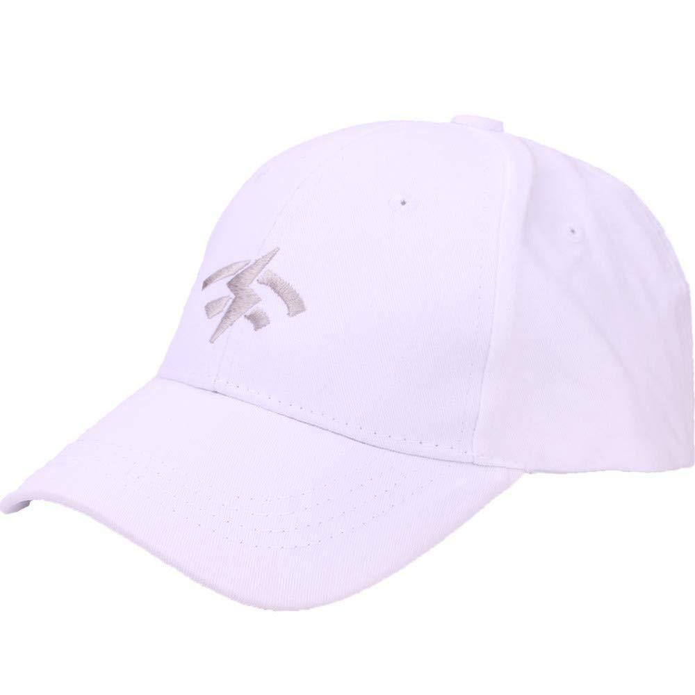 Hats for Men Women Baseball Cap Embroidery Hip Hop Sun Hat Visor Sport Hat