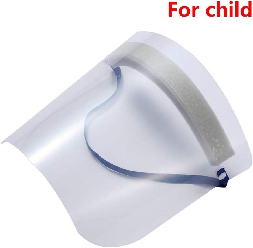 Augenschutz Gesichtsabdeckung Anti-Splash Schutzvisier Anti-Sand Säure Alkali DE