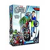 Hedstrom Toys Avengers Assemble Bop Bag Combo, 36-Inch