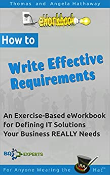 how to write effective requirements for it pdf