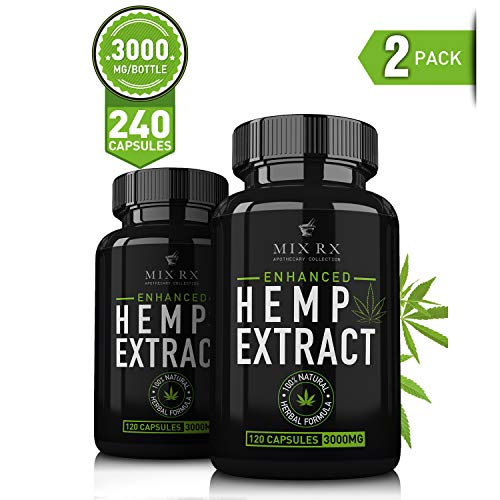 hemp oil pills - 2