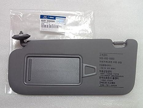 Amazon.com  Hyundai Motors OEM Genuine 85201-2H020-8M Left Driver ... 098ba8d78bf