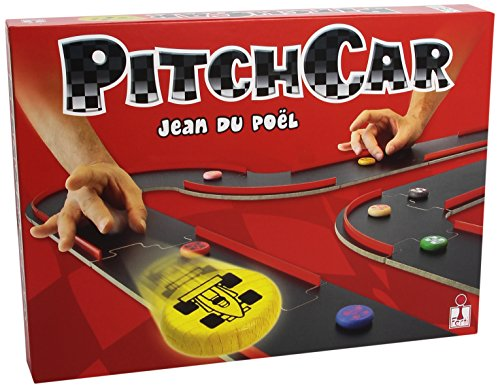 Eagle-Gryphon Games Pitchcar Game Racing Board by Eagle-Gryphon Games