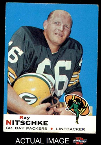 Ray Nitschke Green Bay Packers - 8