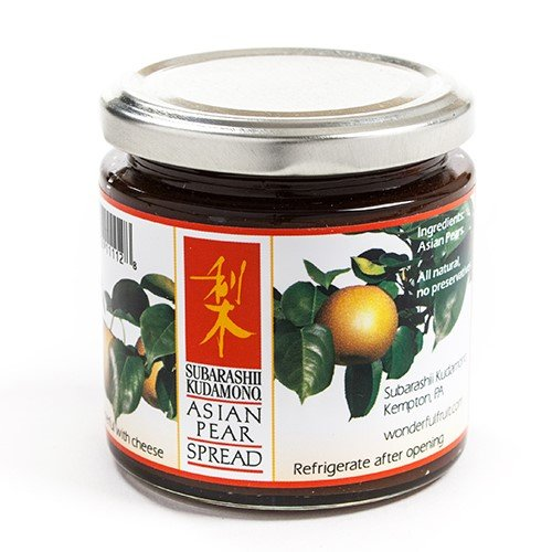 Asian Pear Spread (8 ounce)