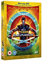 Thor Ragnarok [Blu-ray 3D + Blu-ray] [International version]
