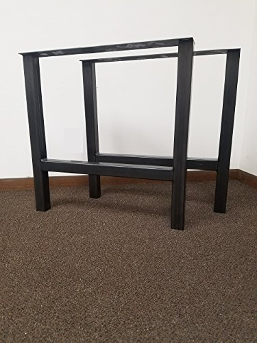 Economy Style - Heavy Duty H-Frame Metal Table Legs