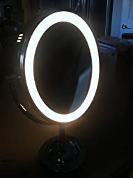 Amazon Com Conair Oval Shaped Double Sided Lighted