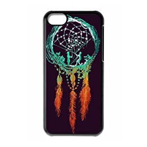 linJUN FENGProtection Cover Hard Case Of Dream Catcher Cell phone Case For iphone 6 plus 5.5 inch
