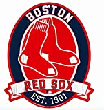 "11X13"" Boston Red Sox MLB Wood Street Sign"