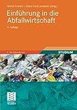 Einführung in Die Abfallwirtschaft, Cord-Landwehr, Klaus, 3835100602