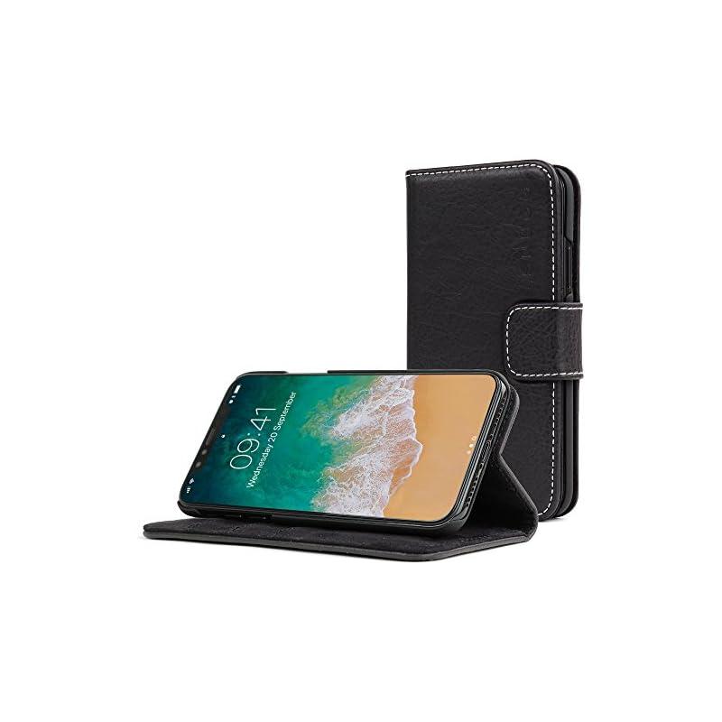 Snugg iPhone XR Case, Snugg Blackest-Bla