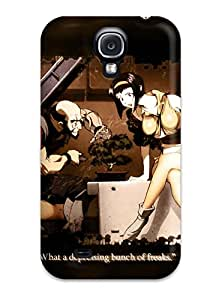 Tpu Fashionable Design Cowboy Anime Rugged Case Cover For Galaxy S4 New