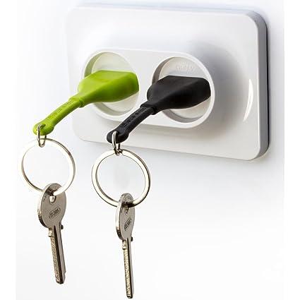 Qualy QL10149gb - Soporte para llaves con llaveros, diseño ...