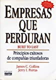 img - for Empresas Que Perduran (Spanish Edition) book / textbook / text book