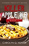 Killer Apple Pie (Pies and Pages Cozy Mysteries Book 1)