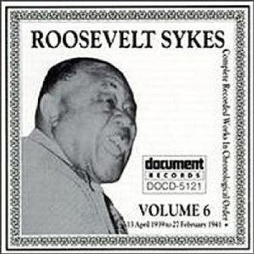 Complete Recorded Works In Chronological Order, Vol. 6, 1939-1941