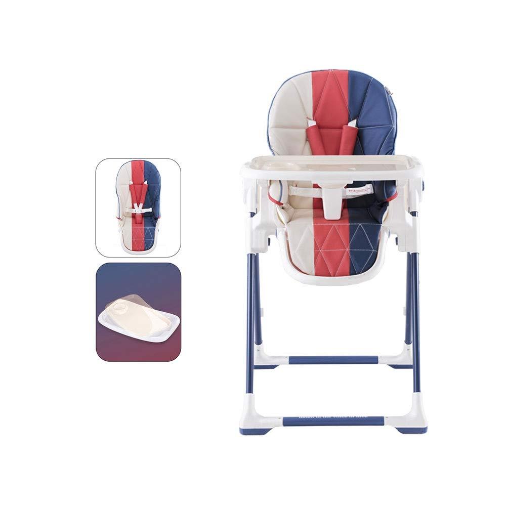 YUEX ベビーチェア 赤ちゃんの椅子赤ちゃんの食事をする椅子携帯用子供のダイニングチェア調節可能な学習椅子ブースターシートは持ち上がることができますシートの安全性多機能小型テーブル   B07TWTHP5R