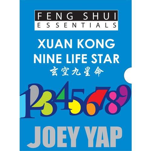 Feng Shui Essentials - Xuan Kong Nine Life Star Series Box Set by JY Books Sdn Bhd