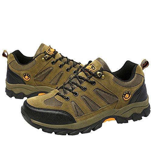 Ben Sports Damen Herren Wanderhalbschuhe Wanderstiefel Traillaufschuhe Walkingschuhe Laufschuhe A-Braun