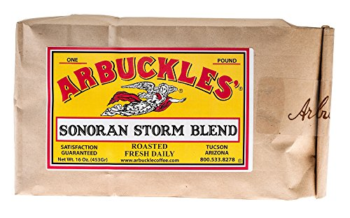 Arbuckle's Whole Bean Coffee (Sonoran Storm)
