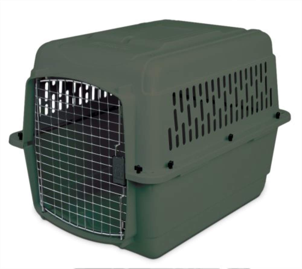 CAMP 3050lbsPetmate 21167 Pet Porter 2 Fashion Kennel, Large, Deer